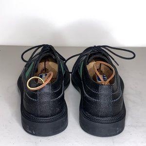 Calvin Klein Shoes - Calvin Klein Carper Grain Leather Wingtip Oxfords
